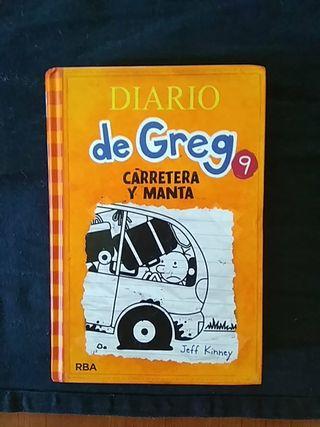 """DIARIO DE GREG 9"""" CARRETERA Y MANTA"""