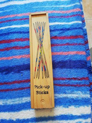 juego pick-up sticks