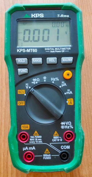 KPS-MT60 MULTIMETRO