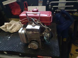 motor hormigonera campeon