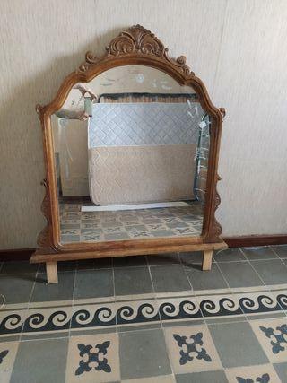 Espejo vintage estilo romántico
