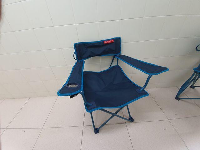 Sillas de camping / playa