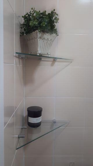 baldas cuarto de baño