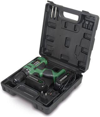 Taladro Stayer BHL114BPK Atornillador 2 Baterías
