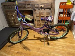 Bicicleta para niña Deelite