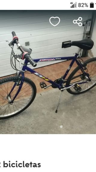 bicicleta BH del 26 -7piños