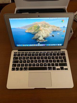 MacBook Air 11 2014 8GB 256GB casi a ¡ESTRENAR!