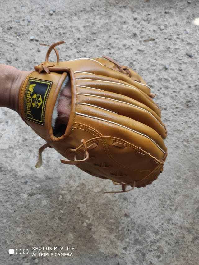 Guante baseball