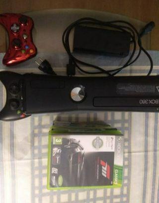 Xbox 360 S con Kinect.