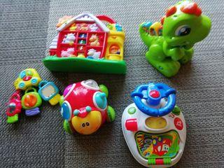 joguines / juguetes