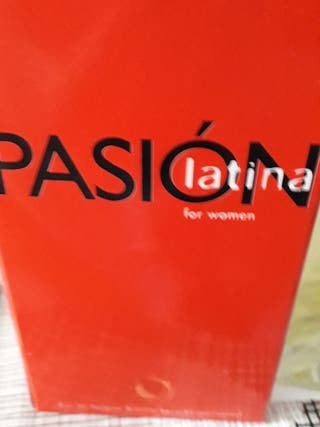 2 uni Pasion Latina for Woman barata 100 ml