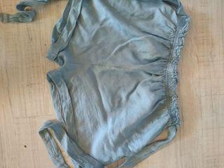 pantalón corto nuevo talla unica