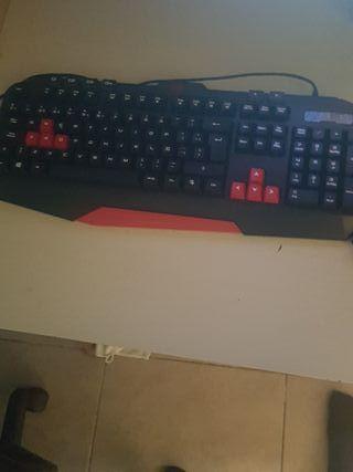 teclado nuevo sin uso