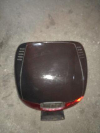 baúl cajón moto