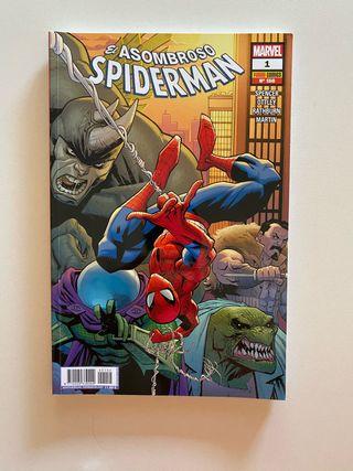 El asombroso Spiderman 150 Nick Spencer