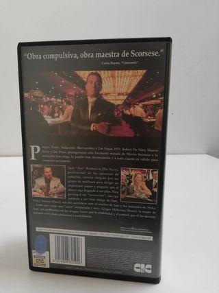 Cinta VHS el casino