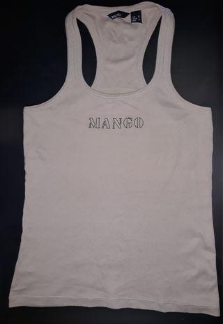 camiseta talla S Mango