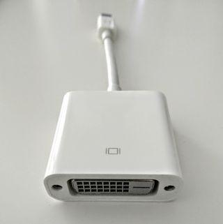 Adaptador de Mini DisplayPort a DVI