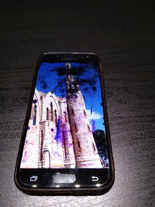 Samsung Galaxy J5 pantalla rota