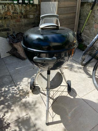 Webber Kettle BBQ barbecue