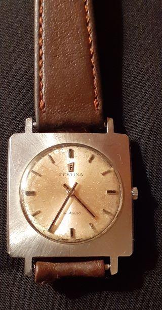 Reloj Festina made in Swiss. 364 12.