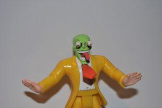 La Mascara figura