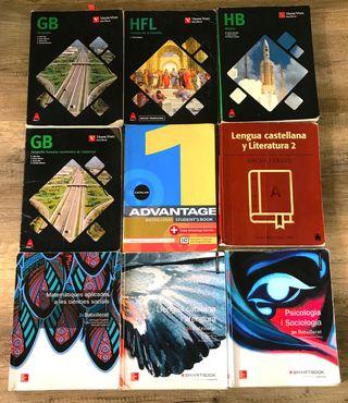 Libros 2n Batx