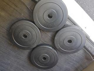 discos pesas 5 kg
