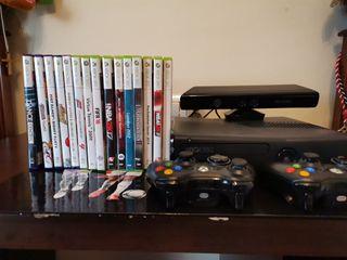 Xbox 360 y accesorios