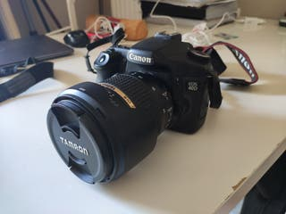 Canon Eos 40D + Tamron 17-50 2.8 con estabilizador