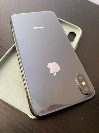 iPhone X 64gb impecable