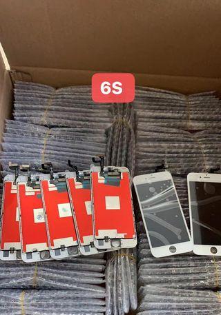 pantallas iPhone, baterias. conectores de carga