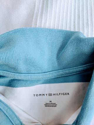 Polo Tommy Hilfiger mujer talla M