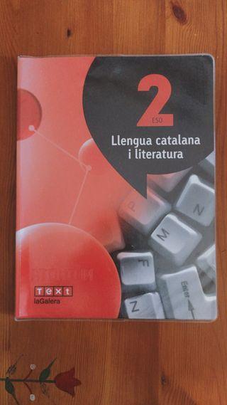 Libro Llengua Catalana i Literatura 2ndo ESO