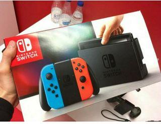 Nintendo Switch con garantia