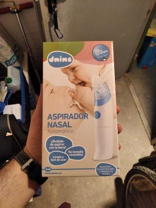 Aspirador nasal.