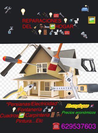 Manitas arreglos del hogar