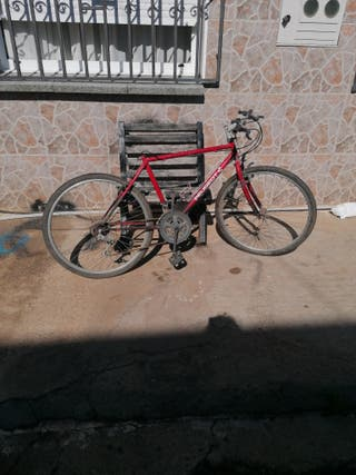 bicleta peugeot