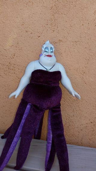 Muñeca Úrsula de La Sirenita