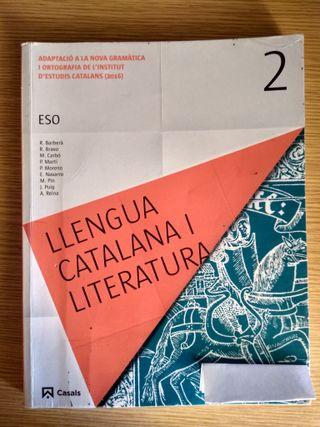 Llengua catalana i Literatura 2 ESO