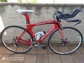 ¡URGE! Bicicleta Specialized Transition Pro