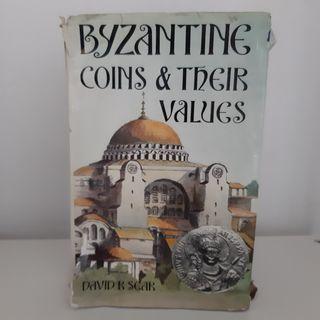 Libro Monedas Antiguas Bizantinas