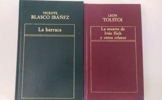 Blasco Ibáñez y Tolstoi