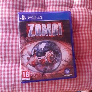 Videojuego Zombi PlayStation 4