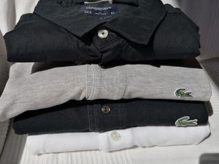 pack de 4 prendas tallas T6L y T7 y TXXL