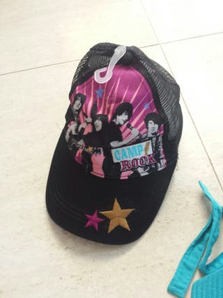 gorra camp rock