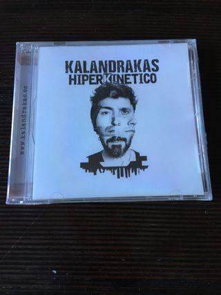 KALANDRAKAS CD HIPERKINETICO , PRECINTADO