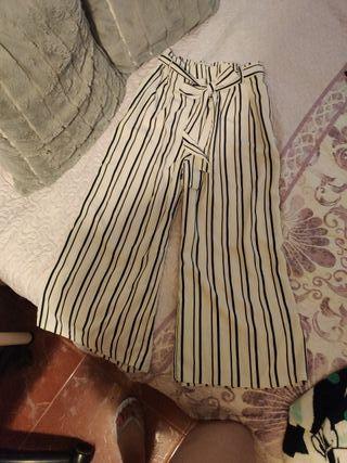 pantalon culotte amisu taya 38