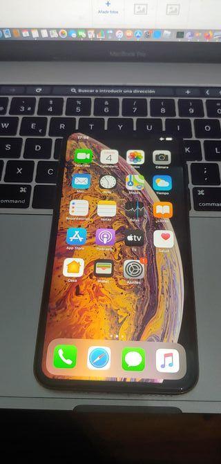 iPhone Xs Max 64gb con Pantalla nueva.