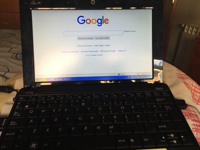 Mini portátil ASUS Eee PC 1001 HA